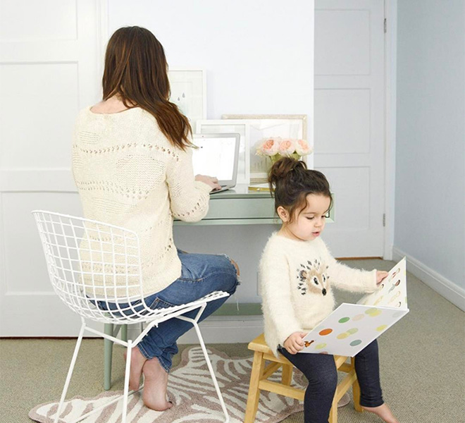 Go For It: How Four Work-From-Home Mamas Make It Work