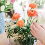 Inspired Idea: Growing Garden Floral Arrangements