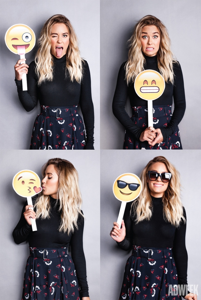 Lauren Conrad's tips for networking on social media