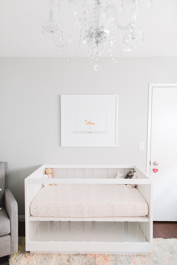 A tour of a darling nursery