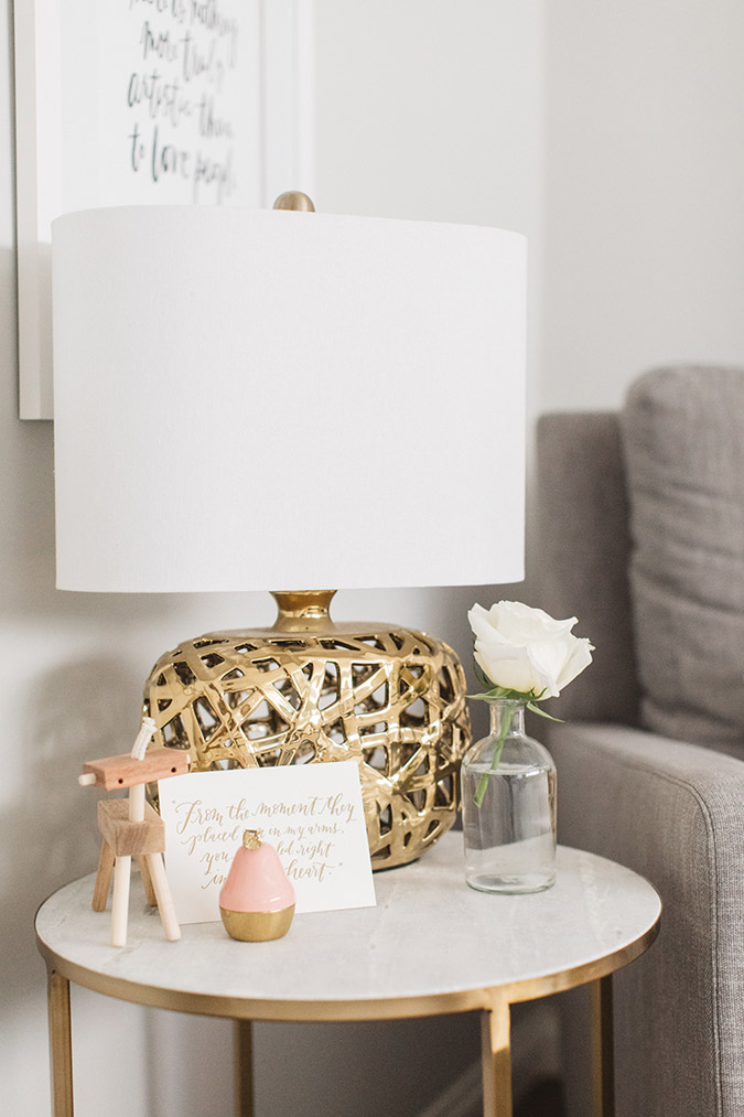 Home Tour An Adorable Nursery For Molly Of Kind Caign Lauren