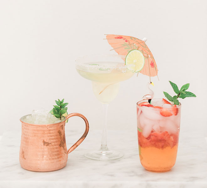 Lovely Libations: My Three Favorite Mocktails to Satisfy Your Cocktail Cravings