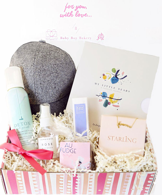 Gratitude Collaborative gift box