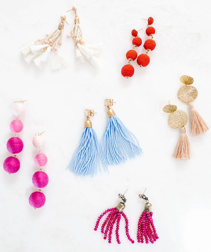 All the statement earrings on our wish list