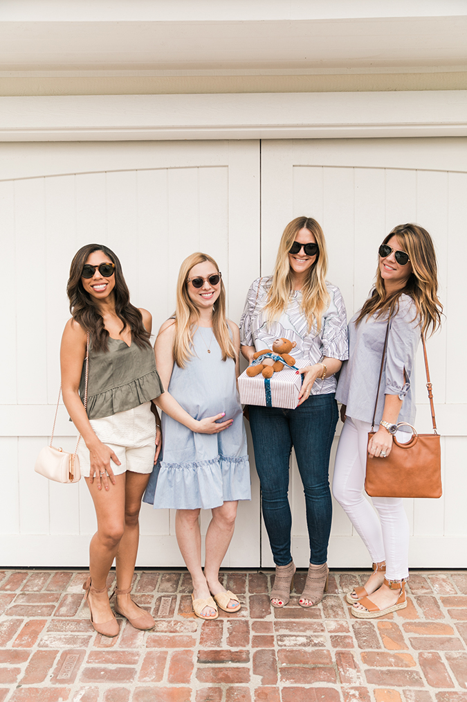 38f29a9d76c75 Style Guide  What to Wear to Three Different Kinds of Baby Showers ...