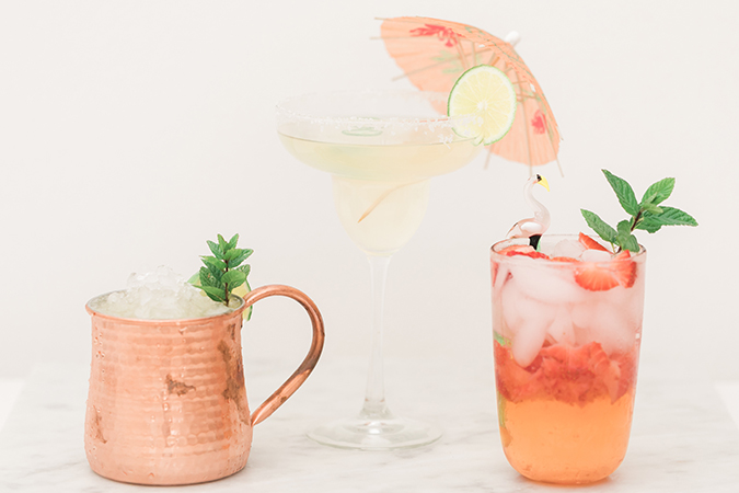 Mocktails for any mama-to-be