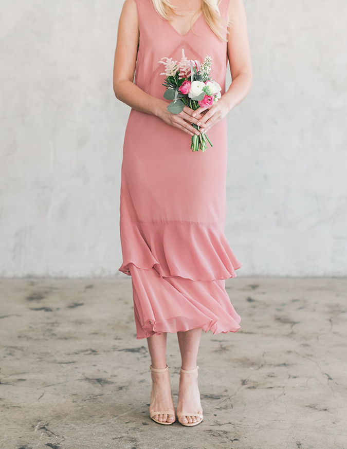 New Paper Crown Bridesmaids collection by Lauren Conrad