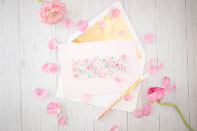 Darling Mother's Day cards on LaurenConrad.com