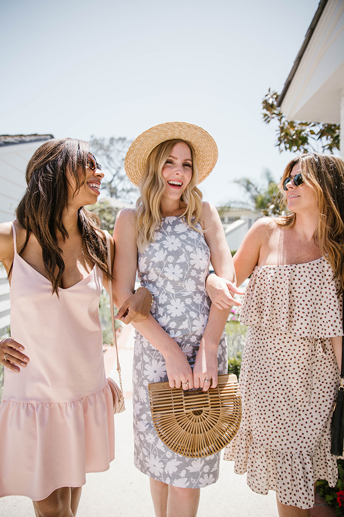 The cutest garden party getups