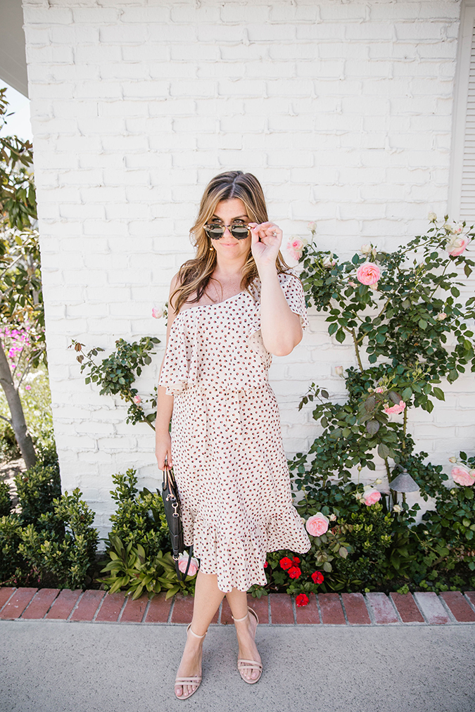 The perfect garden party dress by Paper Crown