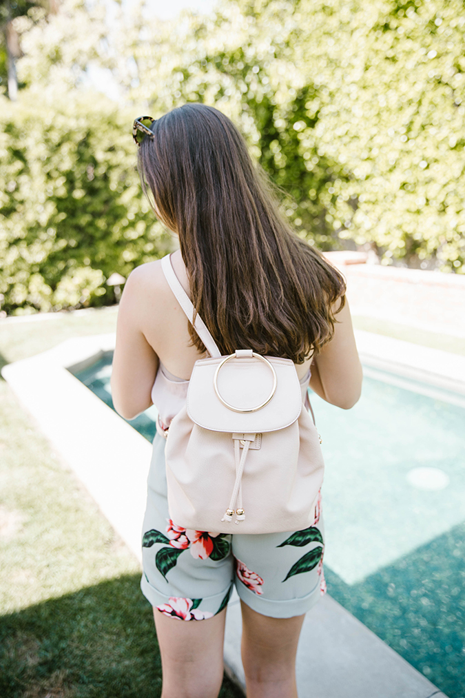 LC Lauren Conrad backpack