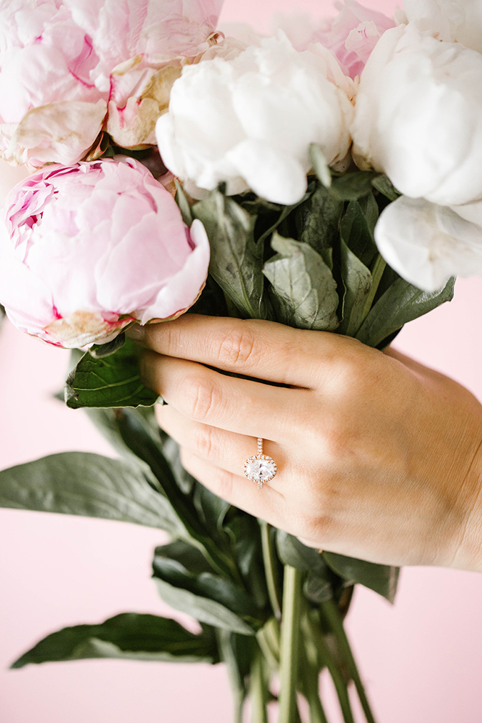 How to take the perfect engagement ring shot