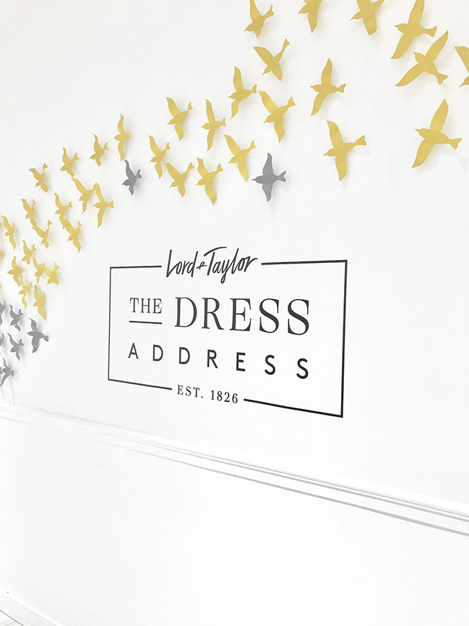 Paper Crown x Lord and Taylor Pop-Up Shop
