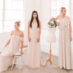 Chic Peek: My New Paper Crown Bridesmaids Collection