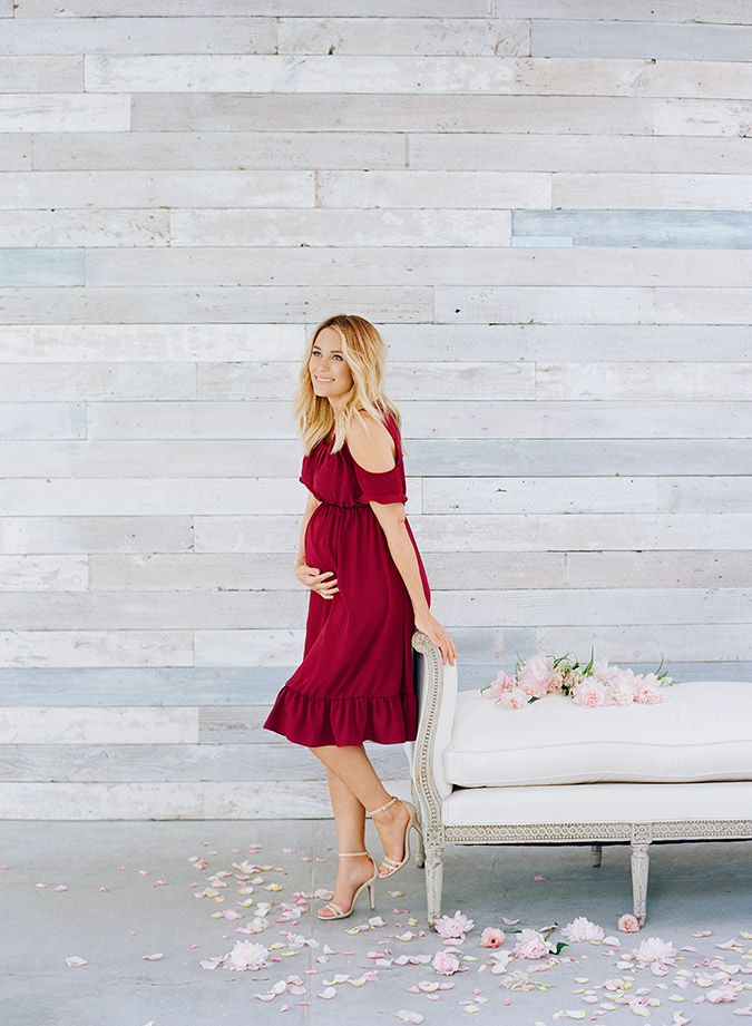 Lauren Conrad's new maternity collection for Kohl's