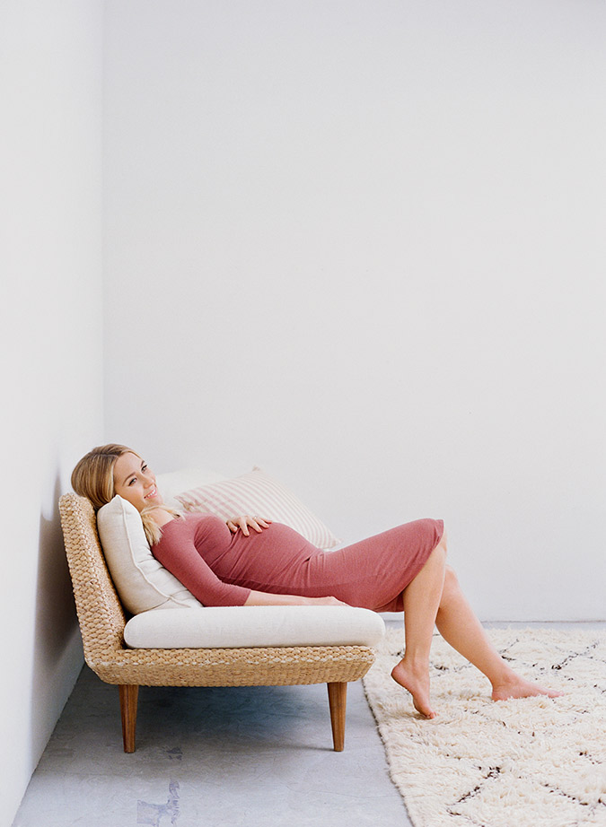 Pretty new maternity collection by Lauren Conrad for Kohl's