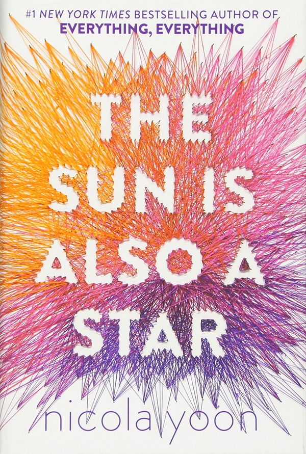 The Sun is Also a Star by Nicola Yoon - LC.com Summer Reading List