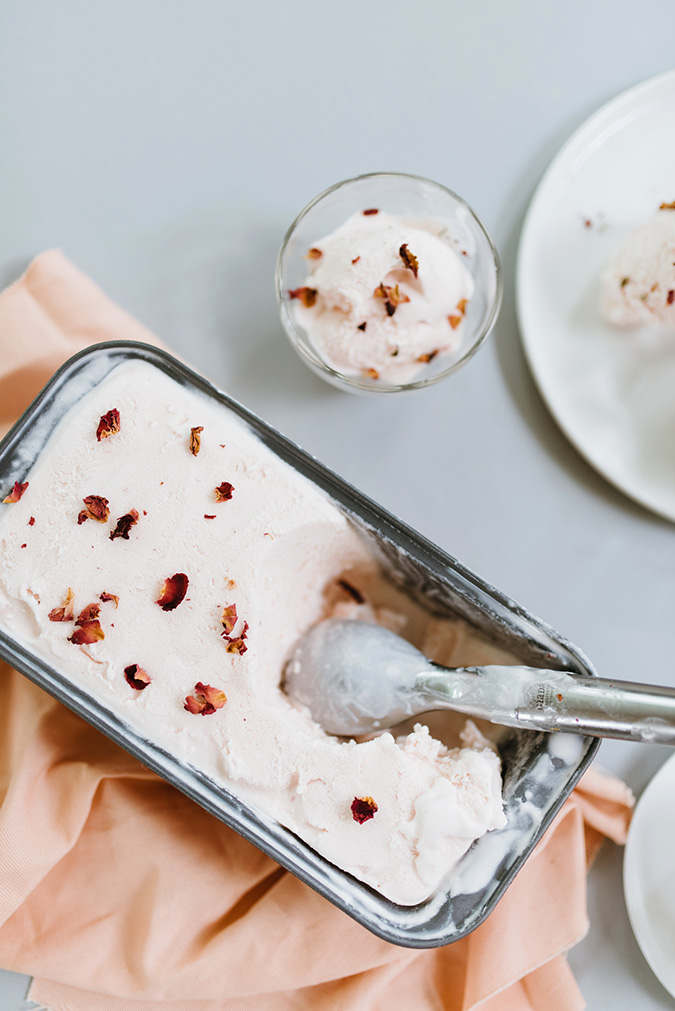 Favorite Bite: These homemade ice cream flavors via Glitter Guide