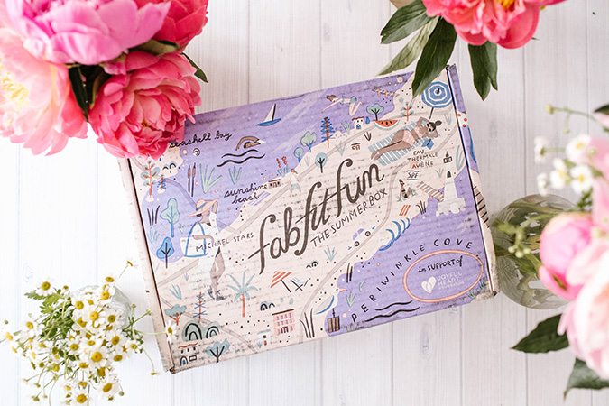 Summer essentials via FabFitFun