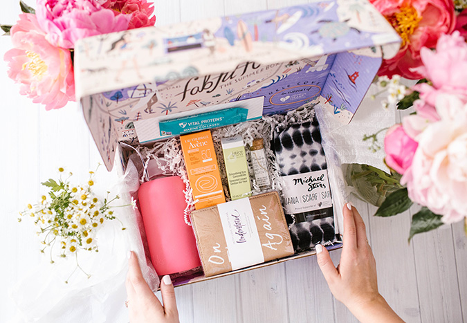 All your summer beauty essentials in the FabFitFun box