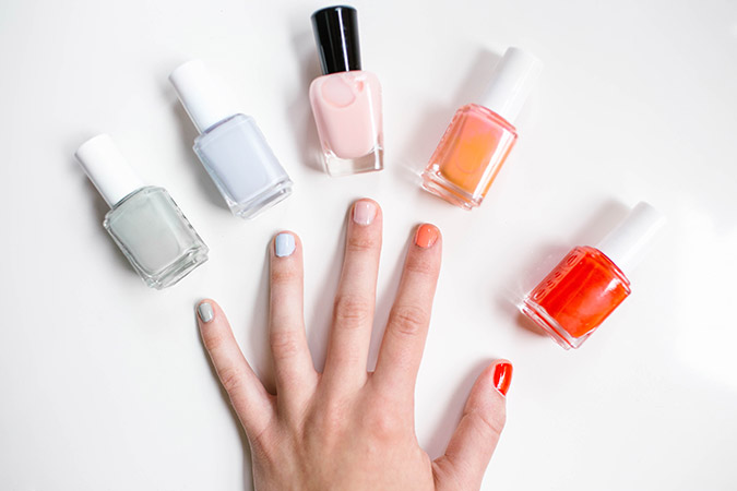 The Best Summer Nail Polish Colors