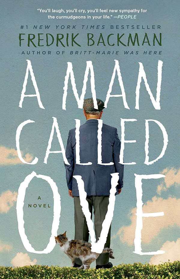 A Man Called Ove by Fredrik Backman - LC.com Summer Reading List
