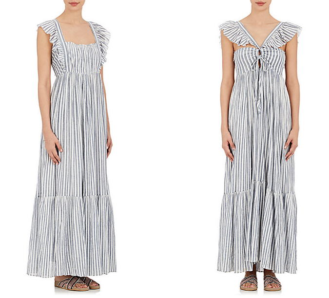 Ulla Johnson dress that Lauren Conrad wore for her baby shower