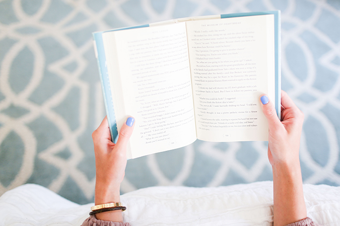 The best books to read this summer via LaurenConrad.com