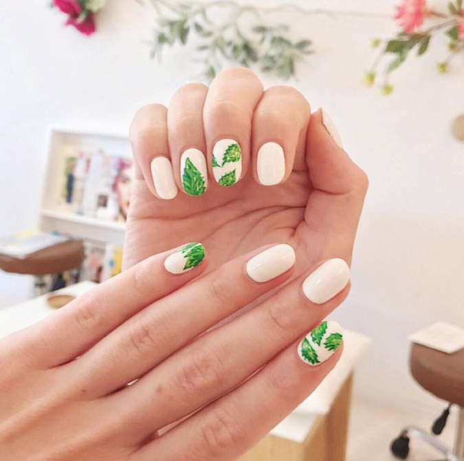 Favorite Mani: via Olive & June