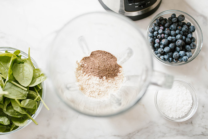 Guide to protein powders on LaurenConrad.com