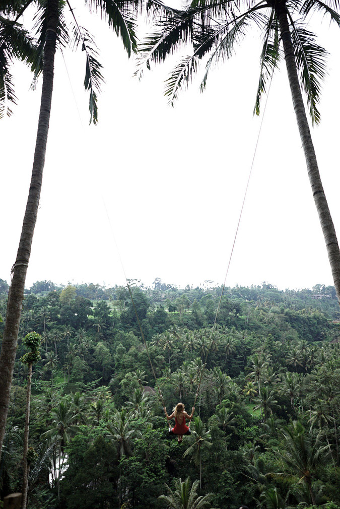 The Bali Swing in Ubud