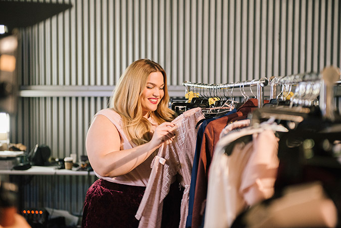 LC Lauren Conrad Runway and Plus Size Collections