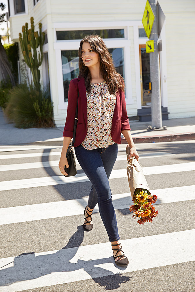 fall LC Lauren Conrad collection for Kohl's