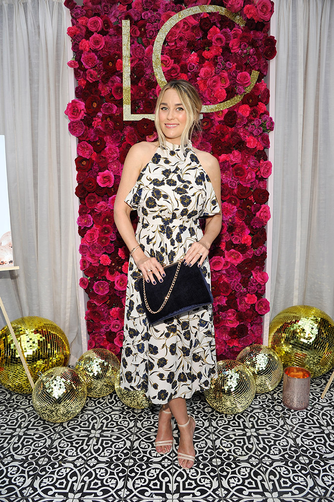 Lauren Conrad at her LC Lauren Conrad Runway event
