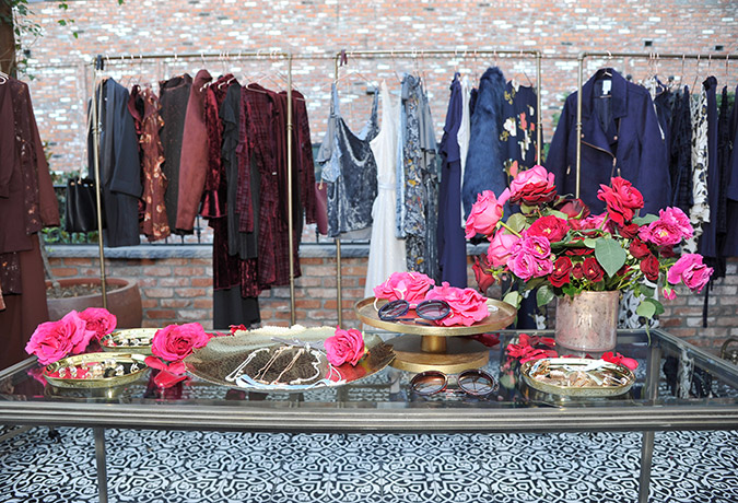 sneak peek at Lauren Conrad's third Runway Collection event