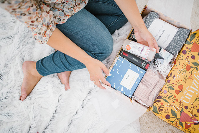 fall FabFitFun essentials via LaurenConrad.com