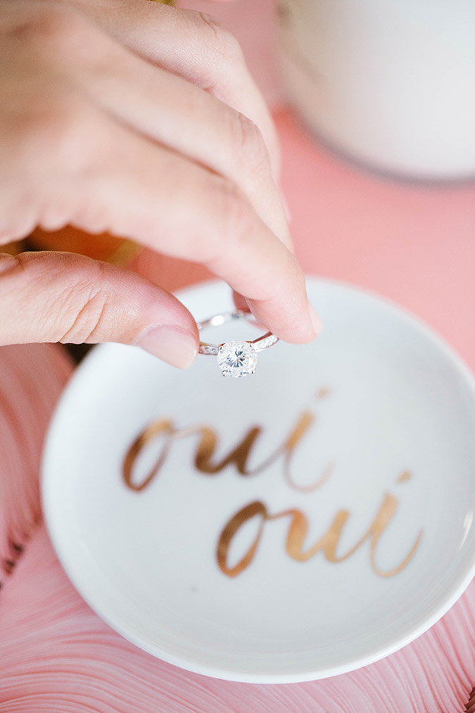 how to care for fine jewelry via LaurenConrad.com