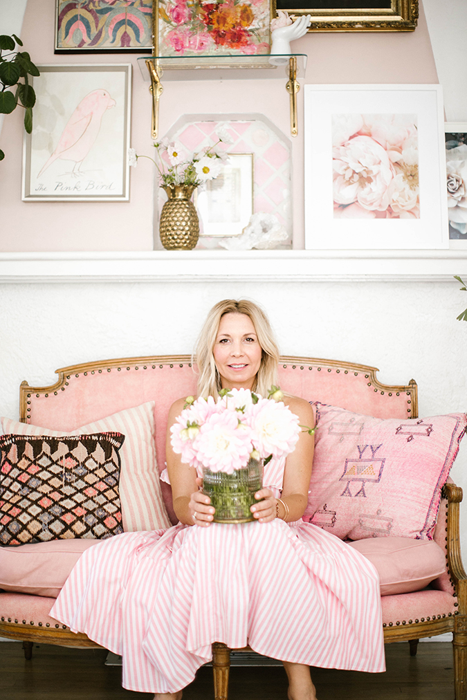 Kate Prop's tips on creating the perfect pink mantle