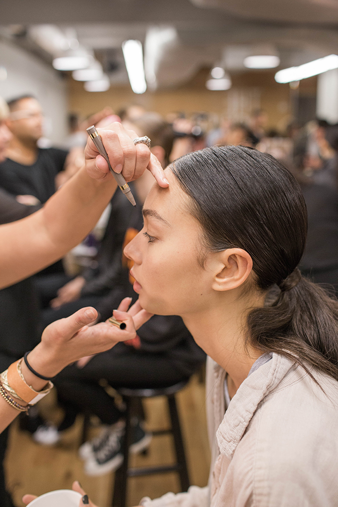 NYFW beauty recap on LaurenConrad.com