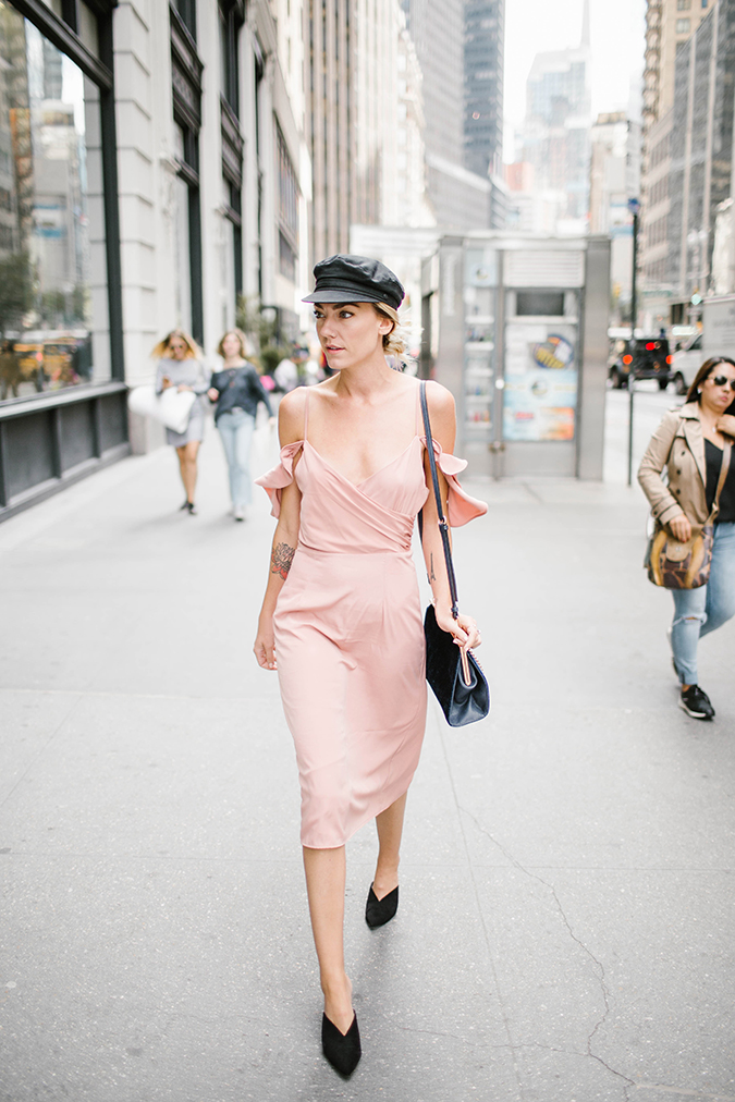Shop our NYFW outfits on LaurenConrad.com