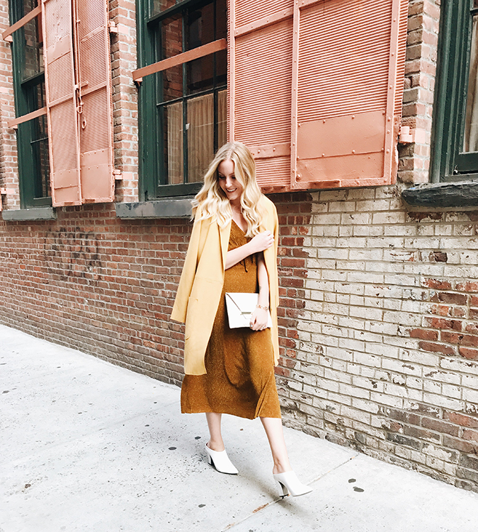"fall fashion inspo via Team LC""s NYFW outfits"