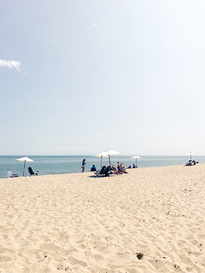 where to beach on a trip to Nantucket