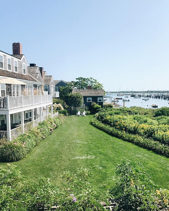 where to eat, stay, and sight-see in Nantucket