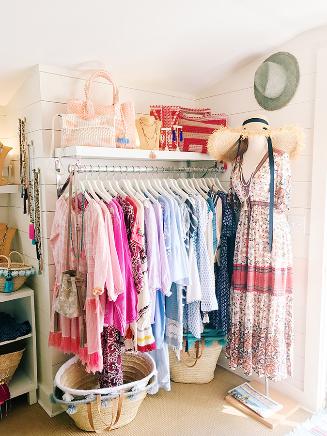 where to shop in Nantucket