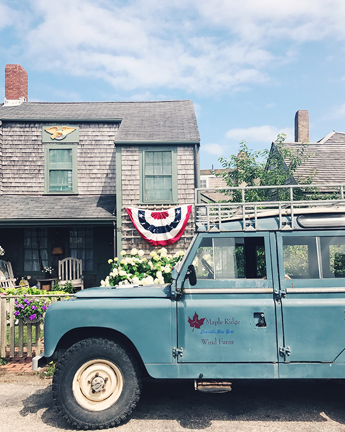 travel guide to Nantucket via LaurenConrad.com