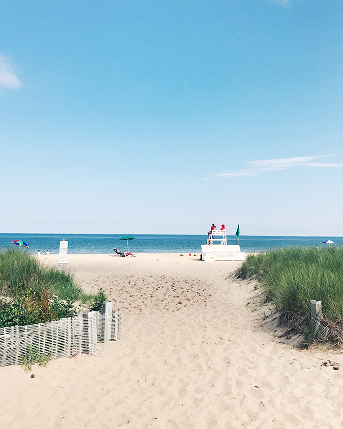 where to beach in Nantucket