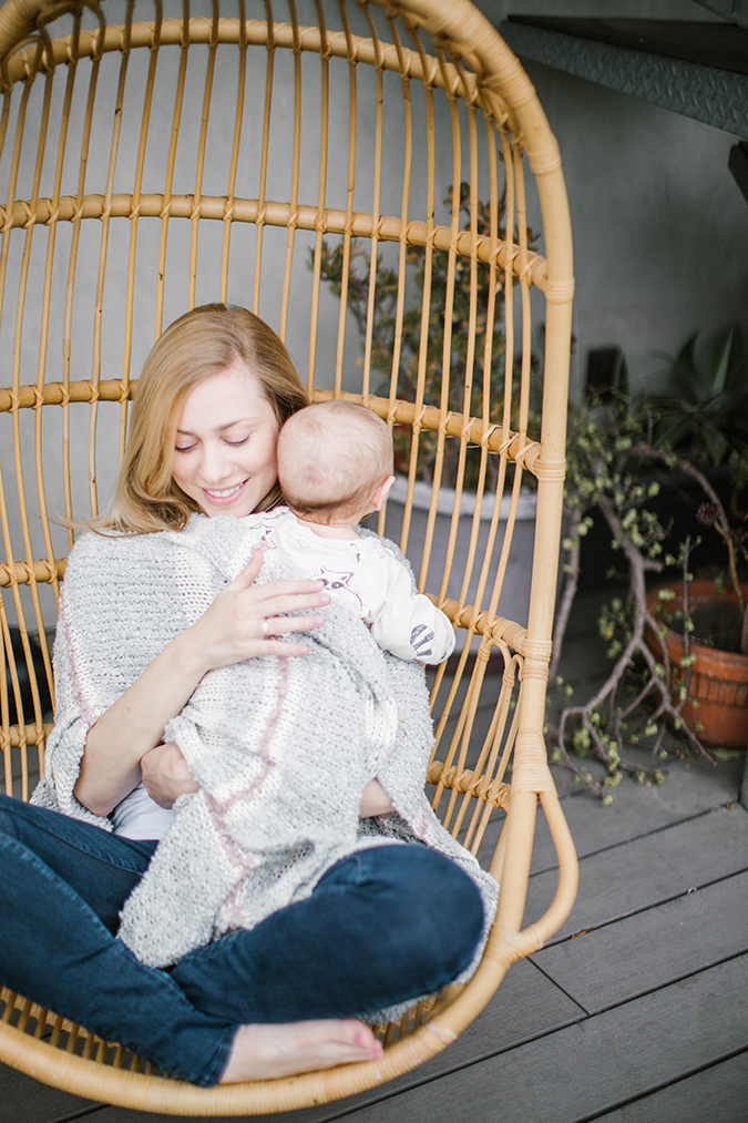 a new mama's style guide on LaurenConrad.com
