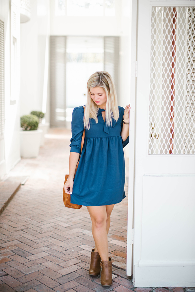 fall essentials via ThredUP on LaurenConrad.com