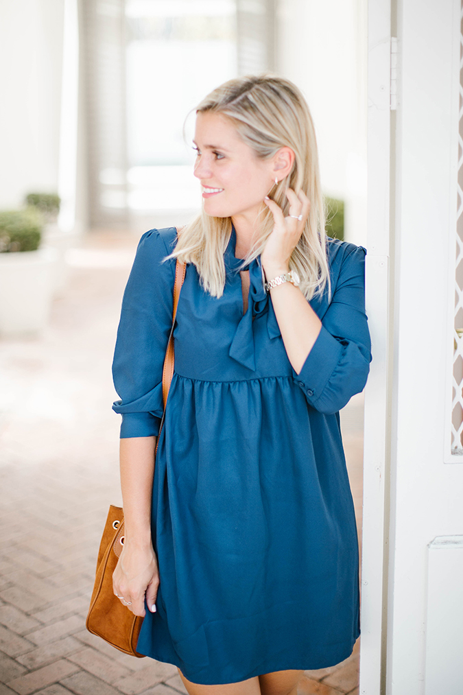 fall wardrobe styling with ThredUp on LaurenConrad.com
