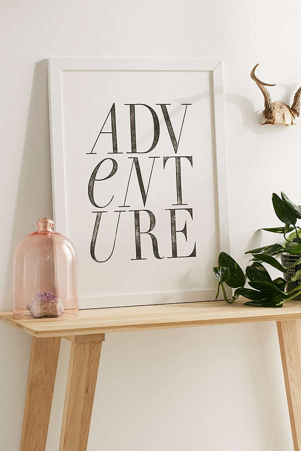 Chloe Vaux Adventure Art Print